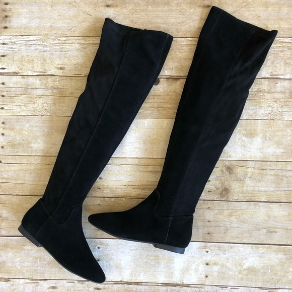 fa7e69bc43b Lucky Brand Shoes - Lucky Brand Gavina Over The Knee Boots